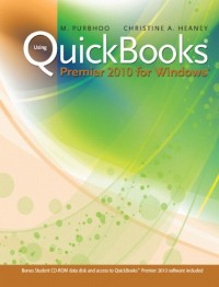 Using QuickBooks Premier 2010 for Windows