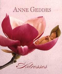 Carnet d'adresses Fleurs : Petit format