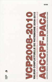 Valeur conflictuelle du patrimoine 2008-2010