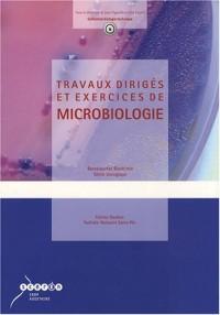 Travaux dirigés et exercices de microbiologie : Bac Biochimie Génie biologique
