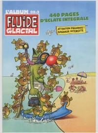 L'album Fluide Glacial, N° 08-2 :