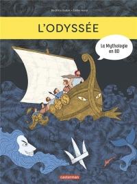 La mythologie en BD : L'Odyssée