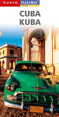 Cartes de route Cuba