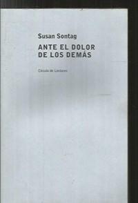 ANTE EL DOLOR DE LOS DEMAS.