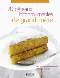 70 gâteaux incontournables de grand-mère