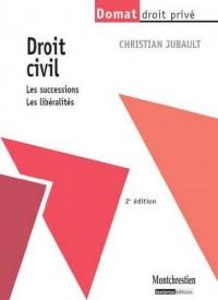 Droit civil : les successions, les libéralités