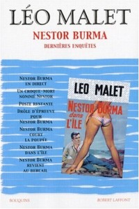 Nestor Burma, Tome 4 : Dernières enquêtes
