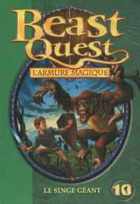 Beast Quest, Tome 10 : Le singe géant