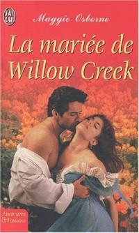 La mariée de Willow Creek