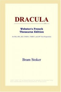 Dracula: Webster's French Thesaurus
