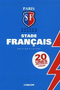 Paris SF Stade Français : Un club à la une