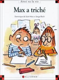 Max a triché