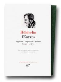 Hölderlin : Oeuvres