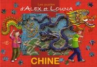 Les Puzzles d'Alex et Louna - Chine