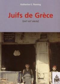Juifs de Grece