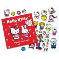 Hello Kitty - Livre d'activites Magnetique