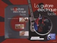 La guitare électrique facile (1DVD)