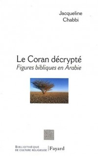 Le coran décrypté : Figures bibliques en Arabie