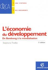L'économie du développement : De Bandoeng à la mondialisation