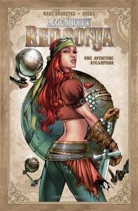 Legenderry : Red Sonja