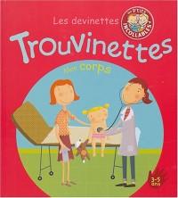 Trouvinettes : Mon corps