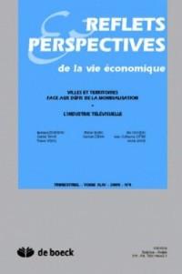 Reflets et Perspectives de la Vie Econ. N.05/4-Villes et Terr.Face aux Défis Mon