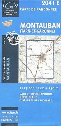 Montauban (Tarn-et-Garonne) GPS: Ign2041e