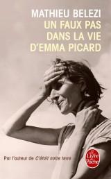 Un faux-pas dans la vie d'Emma Picard [Poche]