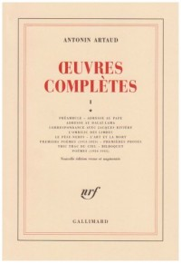 Oeuvres complètes, tome 1, livre 1