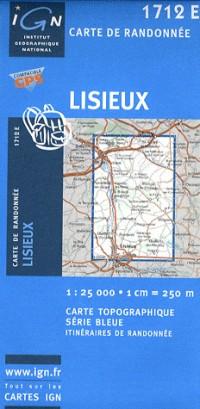 Lisieux GPS: Ign1712e