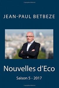 Nouvelles d'Eco: Saison 5 - 2017