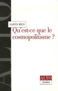 Qu'est-ce que le cosmopolitisme ?