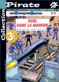 BD Pirate : Les Tuniques bleues, tome 37 : Duel dans la Manche