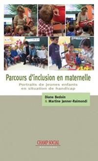 Parcours d'inclusion en maternelle. Portraits de jeunes enfants en situation de handicap