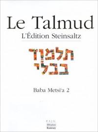Le Talmud: L'édition Steinsaltz
