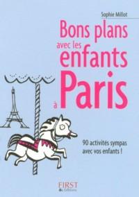Bons plans avec les enfants à Paris
