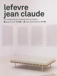 Lefevre Jean Claude
