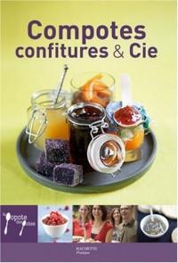 Compotes, confitures et Cie