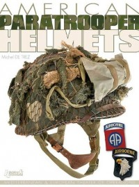American paratrooper helmets - version anglaise