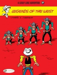 Lucky Luke - tome 57 Legends of the west (57)