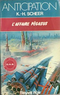 L'Affaire Pégasus - D.A.S. (Département Anti-espionnage Scientifique) - 4