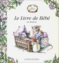 Le Livre de bébé, des souris, des quatre saisons