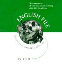 English File: Student's Audio CD Intermediate level