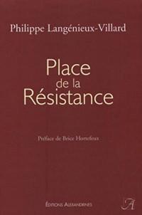 Place de la Résistance