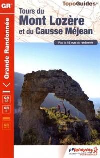Tours du Mont Lozère et du Causse Méjean : Parc national des Cévennes
