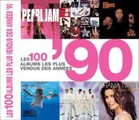 Les 100 albums les plus vendus des années '90
