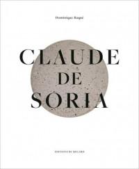 Claude de Soria (1DVD)
