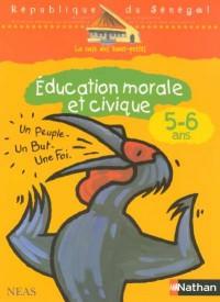 Education Civique et Morale 5-6 Ans Sénégal