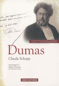 Dictionnaire Alexandre Dumas