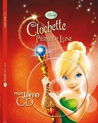 La Fée Clochette 2, MON GRAND LIVRE CD